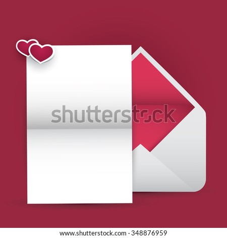 Valentine's Day Card - Message for Your Lover