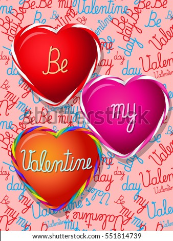 Valentine Candy Hearts Stock Images, Royalty-Free Images & Vectors ...