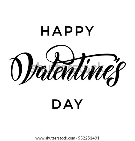 Premium Gold Heart Happy Valentines Day Stock Vector