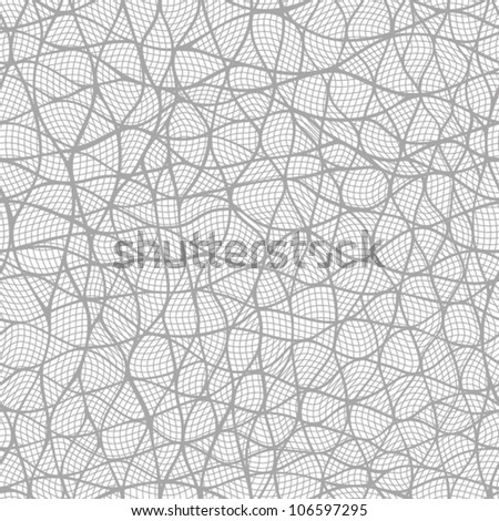 Vector abstract background - Cool cell structure, Constellation seamless pattern. Endless texture with stars, galaxy. Can be used for wallpaper, pattern fills, web page background, surface textures.