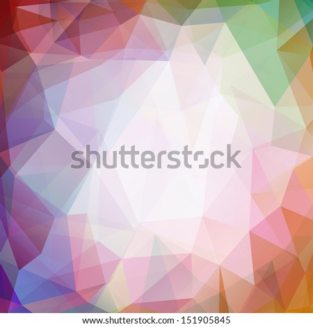 vector abstract background, EPS 10 with transparency - stock vector