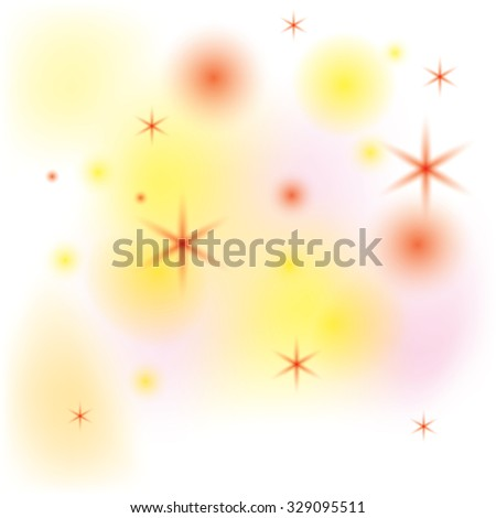 vector abstract  background with blurred colors. Used mesh. - stock vector