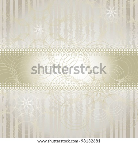 vector abstract elegant design background - stock vector