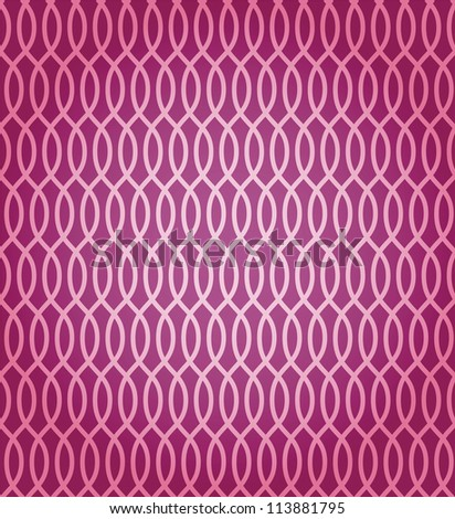 Vector Abstract Lattice Background Pattern