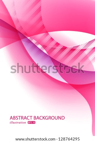Vector abstract modern background template.