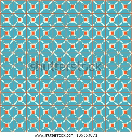 vector abstract pattern background;