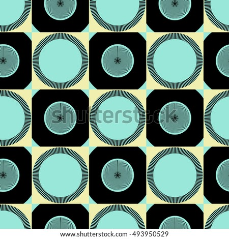 vector abstract seamless pattern for your work