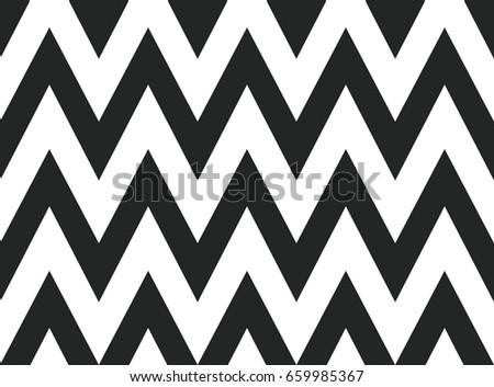 vector abstract seamless simple geometry pattern stock vector