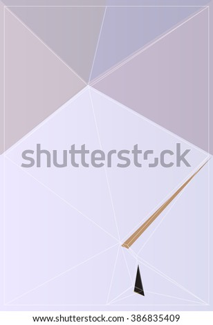 vector abstract shape background color art colorful