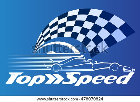 Vector Abstract Shapes Blend Checkered Flags Stock Vector Hd