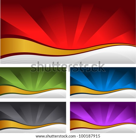 vector abstract shiny backgrounds