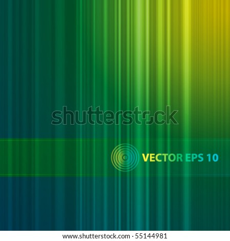 Vector Abstract stripe background