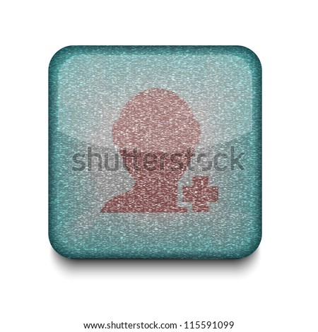 Vector Add friend icon. Eps10. Easy to edit - stock vector