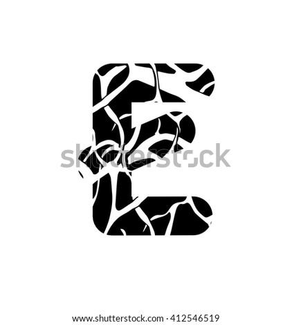 Creative Letters vector alphabet sketchy creative letters collection stock vector