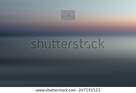 Vector art, illustration of soft colored abstract background. Web and mobile interface template. Travel corporate website design. Minimalistic backdrop.Editable. Blurred. Landscape. Light rays - stock vector