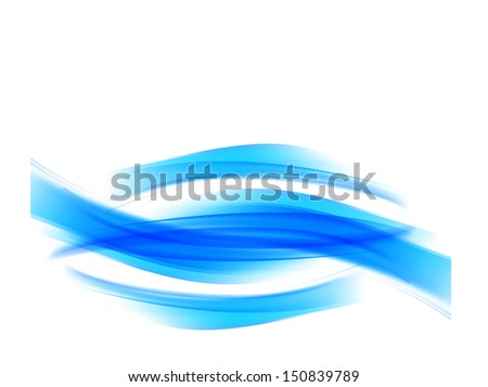 Vector awesome abstract blue backgrounds  - stock vector