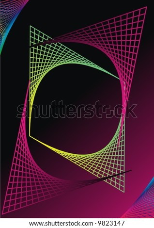 Vector background-2 - stock vector