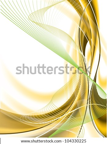 Vector Background. Abstract Design.