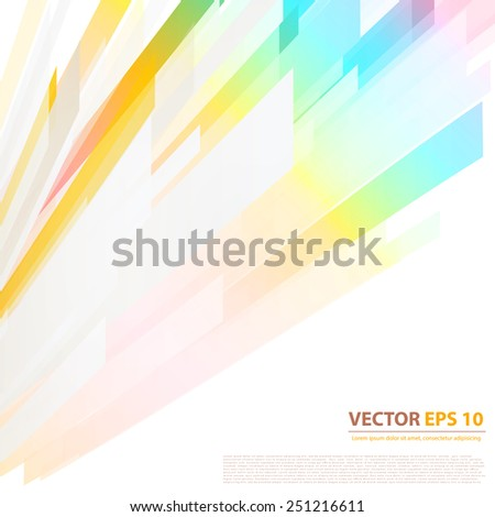 Vector background abstract scratches lines. design geometrical - stock vector
