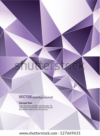 Vector Background. Eps10 Format. - stock vector