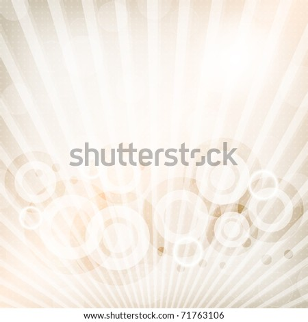vector   background for design - stock vector