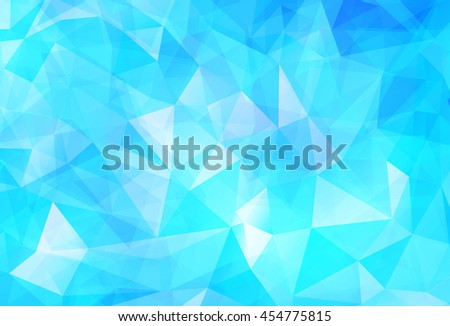 vector background from polygons, abstract background, wallpaper