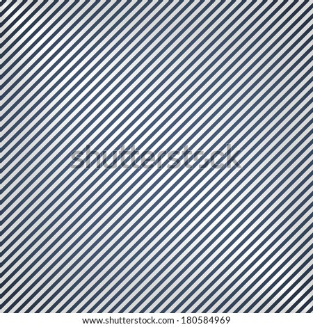 Vector background of diagonal lines, optical illusion - stock vector
