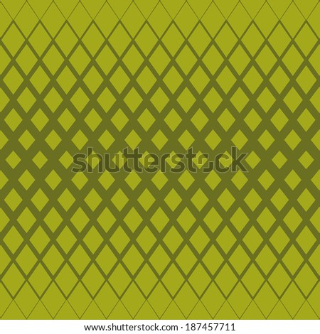 vector background with green-yellow elements, geometric design, vector illustration