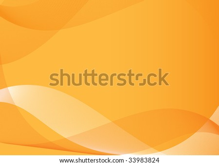 Vector background with lines elements. - stock vector