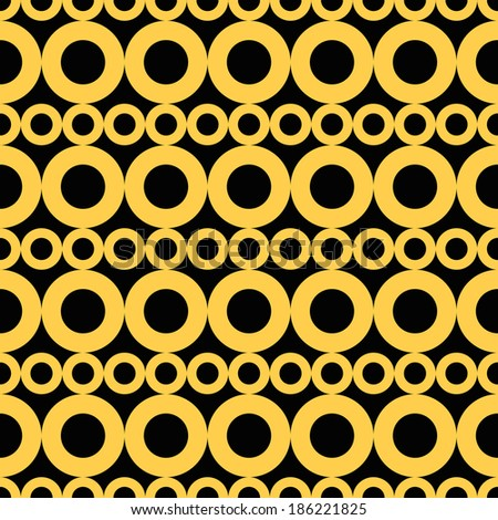 vector background yellow elements, geometric design, vector illustration