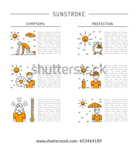 7 Symptoms of Sunstroke