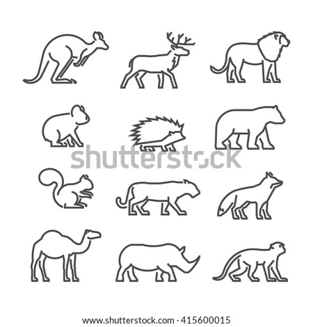Camel Outline Stock Images, Royalty-Free Images & Vectors ...