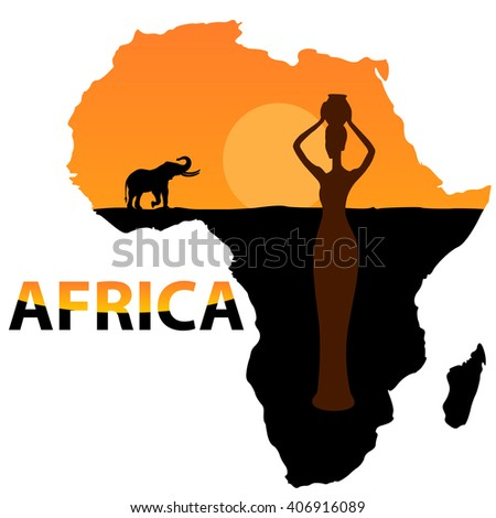 africa continent stock images royaltyfree images
