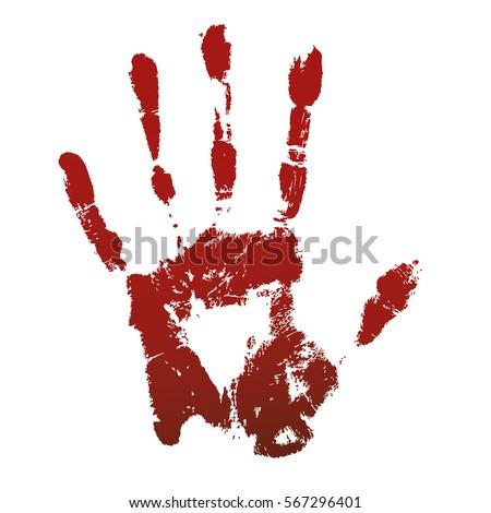 handprint stock images royaltyfree images amp vectors