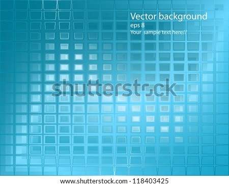 Vector blue background.eps 8