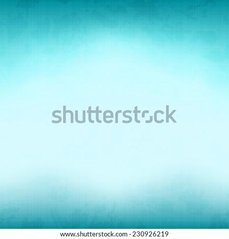 Vector blue grunge vector background - stock vector
