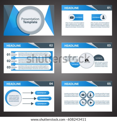 blue presentation template – brettfranklin.co, Blue Presentation Template, Presentation templates