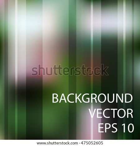 vector blurred background with alternating strips for your design