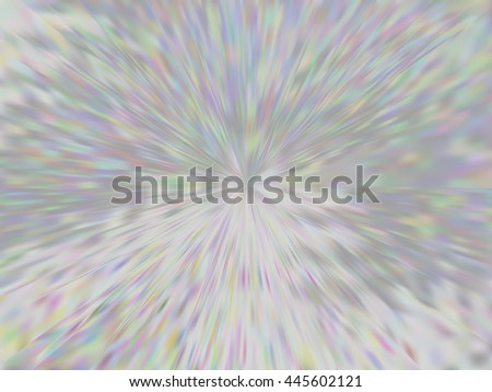 Vector blurred rays. Abstract background with mesh gradient. Abstract composition, vector EPS10. Not trace image, include mesh gradient only
