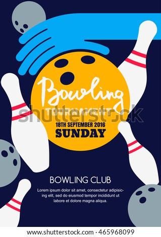 Bowling Invitation Stock Images, Royalty-Free Images & Vectors