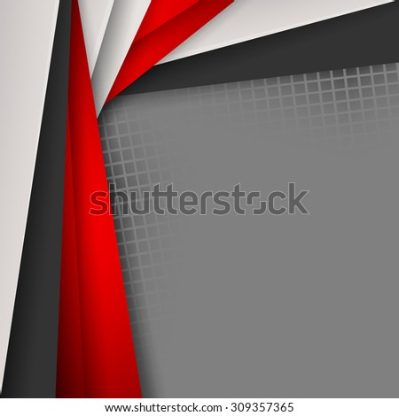 vector bright background. Elements for design. Eps10 - stock vector
