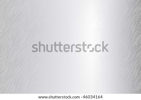 Vector brushed metal texture. File contains editable  seamless - stock vector
