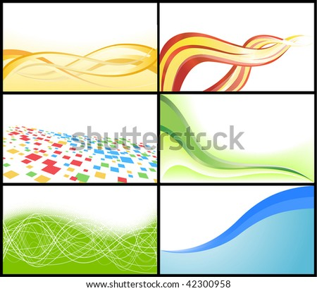 Vector business card clipart stock vector 42300958 shutterstock vector business card clip art colourmoves Images