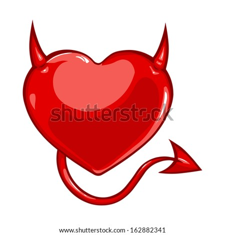 Devil Tail Stock Images, Royalty-Free Images & Vectors | Shutterstock