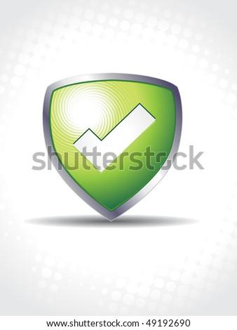 vector check list Symbol - stock vector
