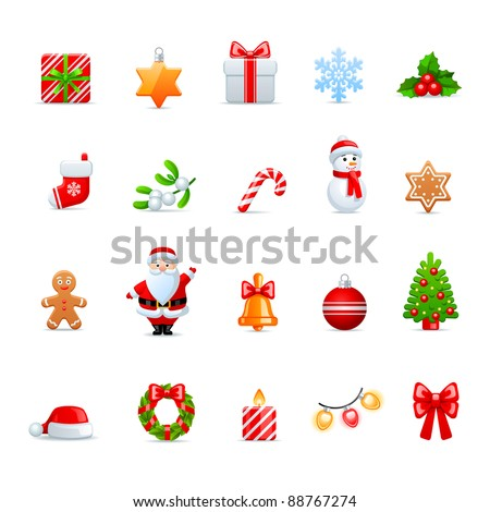 vector christmas design - stock vector
