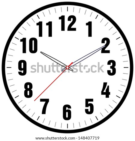 Clock Face Stock Photos Images Pictures Shutterstock