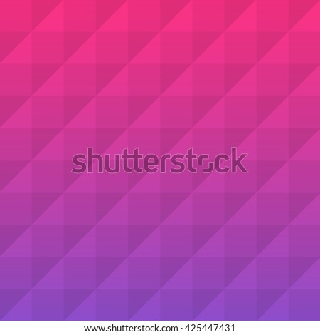 Vector colorful abstract texture. Colorful geometric texture. Vector design background. Artistic vintage pattern. Business  cover. Vector light holiday card. Pink background. Fashion background. - stock vector