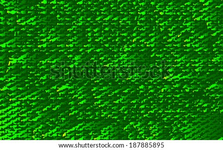 Vector colorful background with grungy texture overlay on top of your text under. EPS10 - stock vector