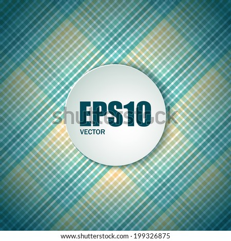 Vector colorful striped background with place for your text. Eps10  - stock vector